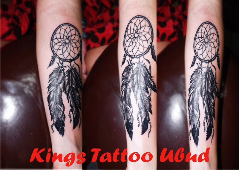 03a587f63 ... Black & Grey Tattoo by Kings Tattoo Ubud ...